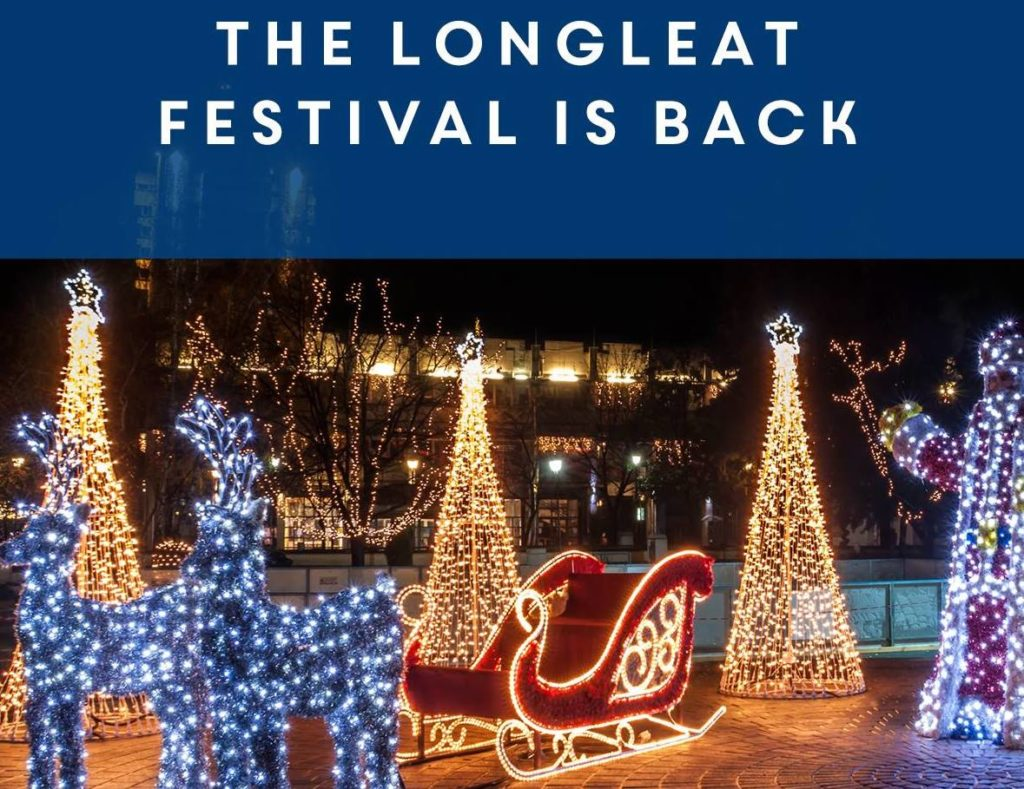 Longleat at Christmas – Sunday 1 December